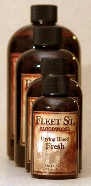 Fleet Street Bloodworks - premiere Products, Inc.