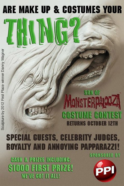 PPI Monsterpalooza Costume Contest